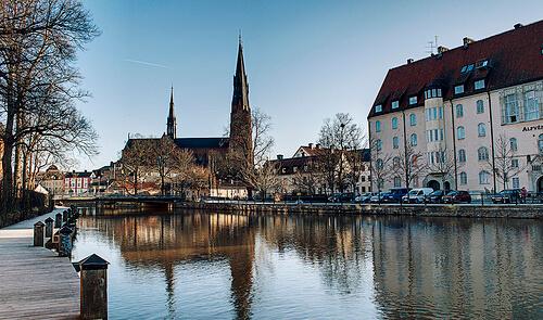 Dejta i Uppsala